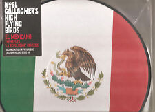 """NOEL GALLAGHER'S HIGH FLYING BIRDS """"El Mexicano"""" 12"""" Picture Vinyl RSD sealed"""