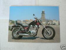 SUZUKI 1400 INTRUDER 1987 MOTORCYCLE MOTORRAD VINTAGE ORIGINAL POSTCARD