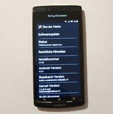 Sony Ericsson Xperia Arc S LT18i - Glanzschwarz (Ohne Simlock) Smartphone