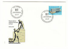 Schweiz  FDC Ersttagsbrief 1974 Neuer Amtssitz der ILO Mi.Nr.104