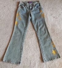 Bubblegum Jeans Gold Stars size 3/4