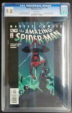 Amazing Spider-Man v2 #44 (485) Marvel Comics CGC 9.8 White Pages