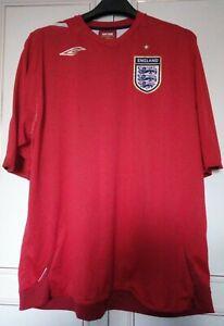 England FC Shirt Home XXXL