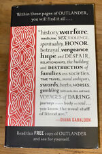 OUTLANDER by Diana Gabaldon TRADE PAPERBACK Series Book #1