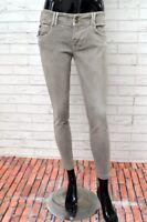 Jeans CYCLE Skinny  Donna Taglia 30 Pantalone Slim Fit Woman PARI AL NUOVO