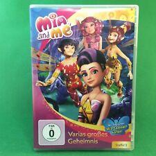 Mia and Me Varias großes Geheimnis Staffel 2 DVD ohne Karten  #9-250