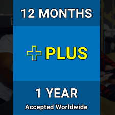 12 MONTH PS PLUS PSN - USA, UK, WORLDWIDE (NO CODE) - FAST DELIVERY