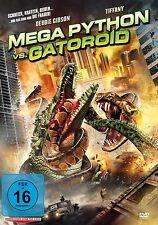 Mega Python Vs. Gatoroid (2011 tierhorror Trash, Tiffany, Debbie Gibson) Blu-ray
