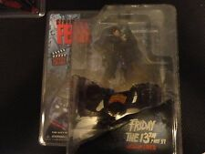 Friday The 13th Jason Lives Cinema Of Fear Screen Grabs Rare Mezco 2008 Sealed