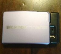 Vintage SONY WM-EX900 Walkman Cassette Player Blue Working Good F/S
