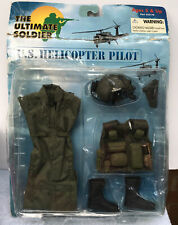 The Ultimate Soldier-U.S. Helicopter Pilot Uniform and Accessories Set, 1999