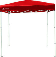Instant Canopy Easy Pop Up Sun Shade Camp Sport Trail Awning Cover 4 x 6