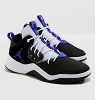 Nike air jordan DNA sports purple black white trainer sneakers junior shoes UK 6