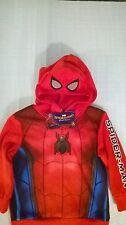 Marvel / Spiderman / Hoodie / Boys / Sizes 3 4 5 6 and 7.
