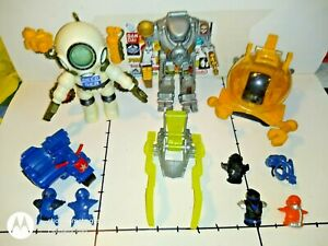 Huge Lot of Misc. Imaginext Figures and Vehicles Transformers Jurassic Park L@@K
