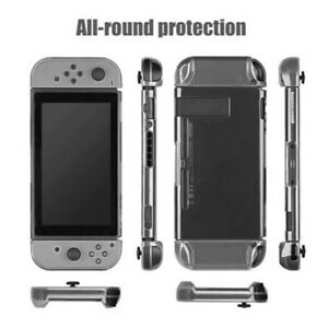 For Nintendo Switch Clear Hard Case Cover Anti-Scratch Protective Shell Cover