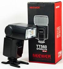 Neewer TT560 Flash Speedlite para Canon Nikon Sony Panasonic Olympus