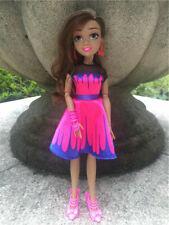 "Disney Descendants 11"" Neon Lights Ball Audrey Auradon Prep Doll New No Box"