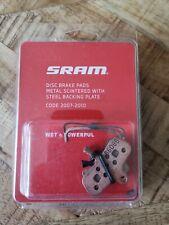Avid Code 2007-2010 Disc Brake Pads Metal Sintered Sram