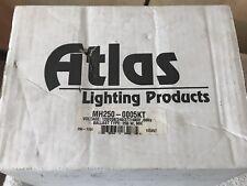 ATLAS LIGHTING PRODUCTS MH250-0005KT MH250-0005-KT 250W Metal Halide MV 60Hz
