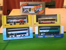 BUS COLLECTION of 5 x CORGI BUSES NEW IN BOXES. TOYS