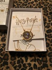 NWT ALEX AND ANI Expandable Necklace * HARRY POTTER TIME TURNER SPINNER 32 In