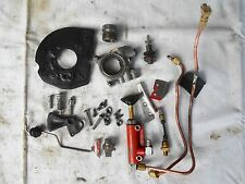 Homelite 925 Chainsaw Chain Oil Pump Worm Gear Throttle Decompression Parts