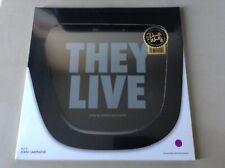 LP THEY LIVE -MONDO / DEATH WALTZ SCREENING EDITION LP LIMITED 500