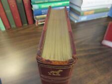LOT The Sporting Novels R S Surtees John Leech Hawbuck Grange Plain or Ringlets