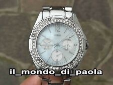 OROLOGIO DA POLSO GUESS 115074L1 VINTAGE WATCH WOMAN DONNA GENUINE NEW