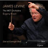 James Levine - James Levine: Live at Carnegie Hall [New CD]