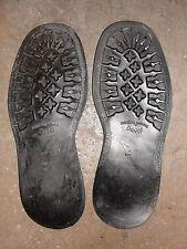 Paire de semelles extérieures Davos t. 44 pour rangers ou chaussures cousues
