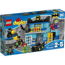 LEGO 10842 DUPLO BATCAVE CHALLENGE - BATMAN JOKER POISON IVY ROBIN * SEALED BOX