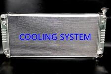 POLISHED KKS  RADIATOR  94-99 CHEVY C/K 1500 2500 SUBURBAN 5.7L GAS