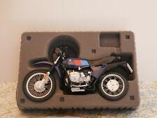 SCHUCO BMW R 80 G/S BLUE 1:10  ART.06565 NEW DIE-CAST RARE