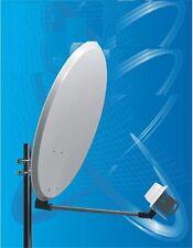 Antena Parabólica 5 ghz 28dbi Hv Wifi Inalámbrico De Señal Booster N Hembra