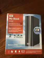 WD My Book Live 2tb Brand New In Box
