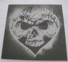 ALEXISONFIRE SIGNED ALBUM RECORD LP ITUNES ORIGINAL VINYL