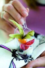 60 petits gobelets en plastique - - - - clair Parti dessert glace cocktail twist