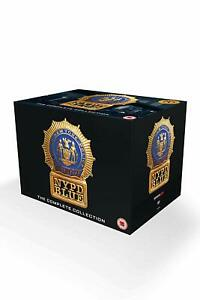 """NYPD BLUE COMPLETE SERIES 1-12 COLLECTION DVD BOX SET 70 DISCS """"NEW&SEALED"""""""