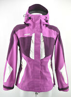 BERGANS OF NORWAY Dermizax Womens Ski Jacket Recco Waterproof Hooded Size S