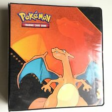 Bulk Lot Collection of Pokemon Cards w/ Folder #454