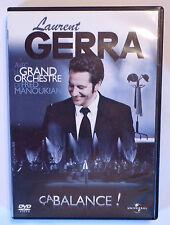 DVD HUMOUR / LAURENT GERRA - CA BALANCE / GRAND ORCHESTRE DE FRED MANOUKIAN