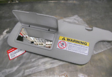 Genuine Honda Left Sun Visor (Clear Gray) 83280-S01-A32ZA