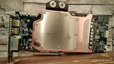 MSI GTX 680 Lightning 2gb Wasserkühlung getestet