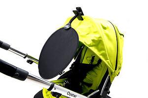 My Buggy Buddy Sun Shade Parasol, universal clip. Stroller, Buggy, Pushchair