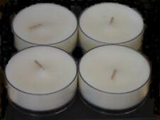 Partylite 1 box of 4 Seaside Escape Extra Glo Lite Large Tealights Nib