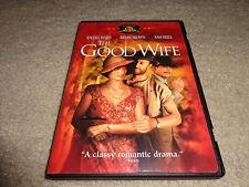 The Good Wife DVD Rachel Ward & Bryan Brown RARE & OOP!!!!