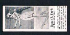 1926 Dominion Chocolate Sports Card #43 Maude E. Smith (Skating)