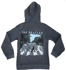 AMPLIFIED Vintage THE BEATLES Abbey Road London Sweater Kapuzen Pulli Hoodie S/M